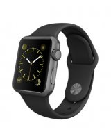 Apple Watch Sport 38mm Grey/Black MJ2T2