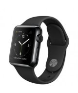 Apple Watch Steel 38 мм Space gray  MLCK2