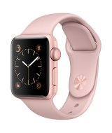 Apple Watch series 2 38 mm Rose gold with Pink Sand  MNNY2