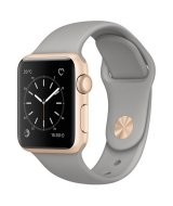 Apple Watch series 2 38 mm  Gold  with Concrete Sport Band  MNP22