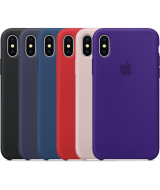 Чехол от Apple Silicone Case для iPhone X,XS,Xr,Xs Max