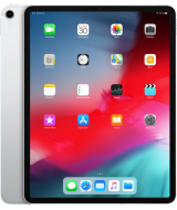 "Apple iPad Pro 12,9"" Wi-Fi + Cellular 256 ГБ, серебристый (MTJ62RU/A)"