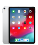 "Apple iPad Pro 11"" Wi-Fi + Cellular 256 ГБ, серебристый (MU172RU/A)"