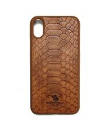 Чехол накладка Santa Barbara Polo IPhone Xr Knight (Brown)