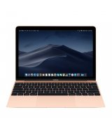 "Apple MacBook 2017 (MRQN2) 12"", Intel Core M3 7Y32, 8 ГБ/SSD 256 ГБ, IPS, 1,2-3 ГГц, Золотой (Gold)"