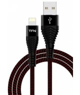 TFN Forza USB - Apple Lightning 1м (черный)