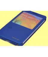 Чехол-книга Peacoction wawe series для Note 3