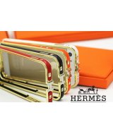Чехол-бампер Hermes Metal Bumper for iPhone 5/5s/SE